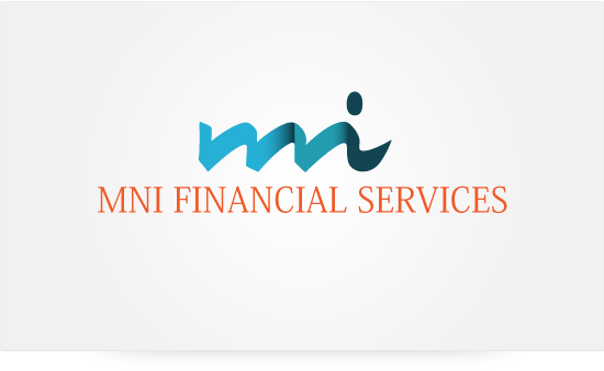 MNI Financial Services - Logo Graphic Design