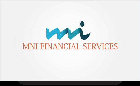 MNI Financial Services - Logo Graphic Design