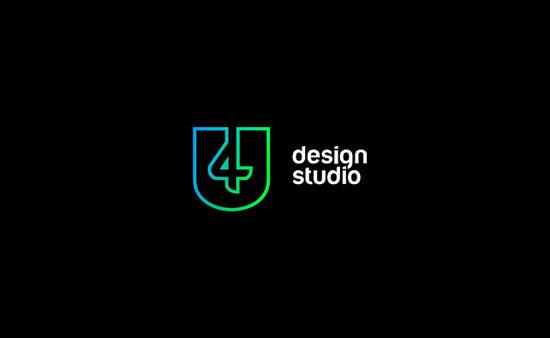 U4 design studio - Logo Graphic Design