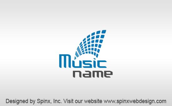 Free High Quality Music logo - Logo Graphic Design