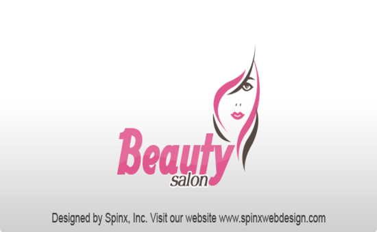 Get Free Cool design logo for your beauty salon - Logo Graphic Design