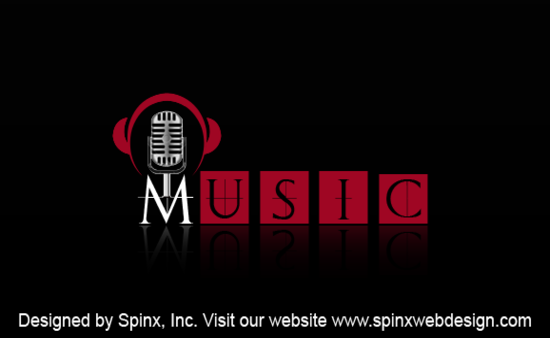 Excellent logo design for your music world website at free - Logo ...