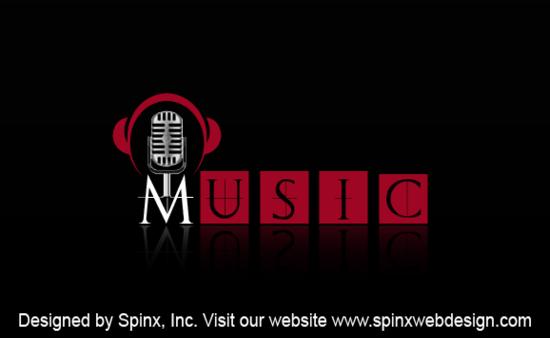 Excellent logo design for your music world website at free - Logo ...