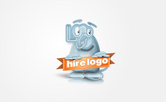 Hire Logo - Logo Graphic Design