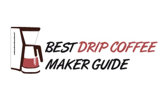 best drip coffee maker guide - Logo Graphic Design