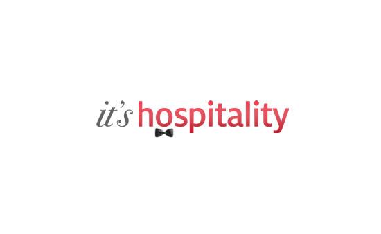 July 07 2008 It 39 S Hospitality Logo Graphic Design