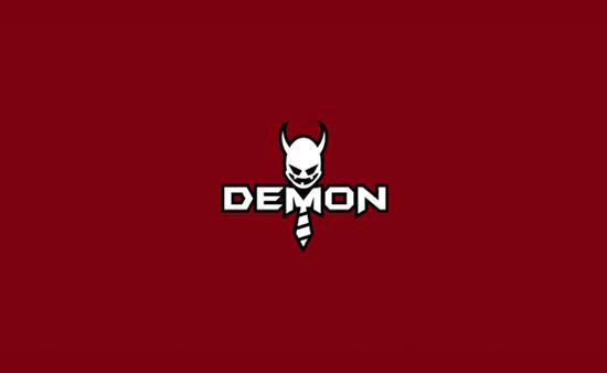 How Much Is A Dodge Demon >> April 07,2009 Demon - Logo Graphic Design