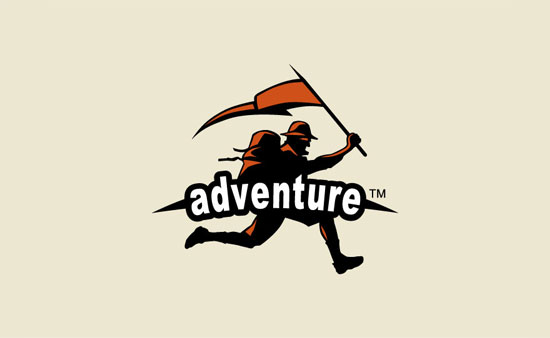 Adventure Logo Graphic Design